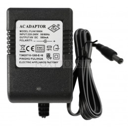 Battery Charger 6V 500mA...